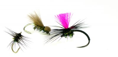 Blackfly patterns for Trout Fishing