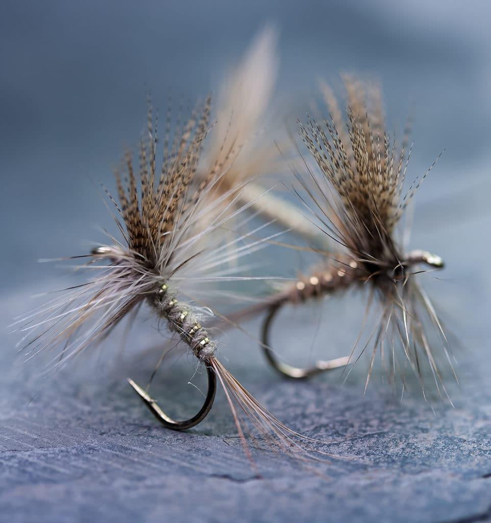 Atherton Dry Flies