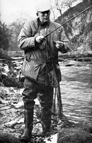 Grayling Angler Reg Righyni