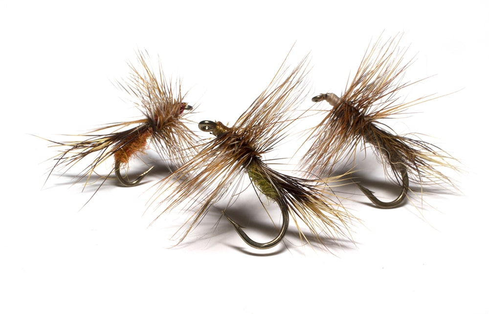 Eric Leiser caddis flies