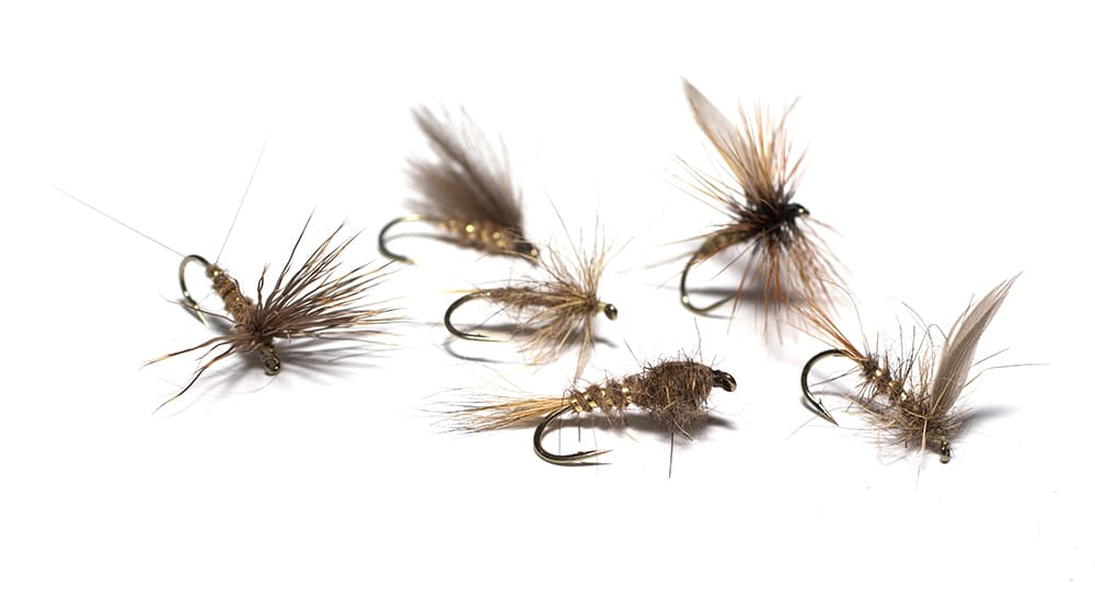 Gold Ribbed Hare's Ear Trout Flies