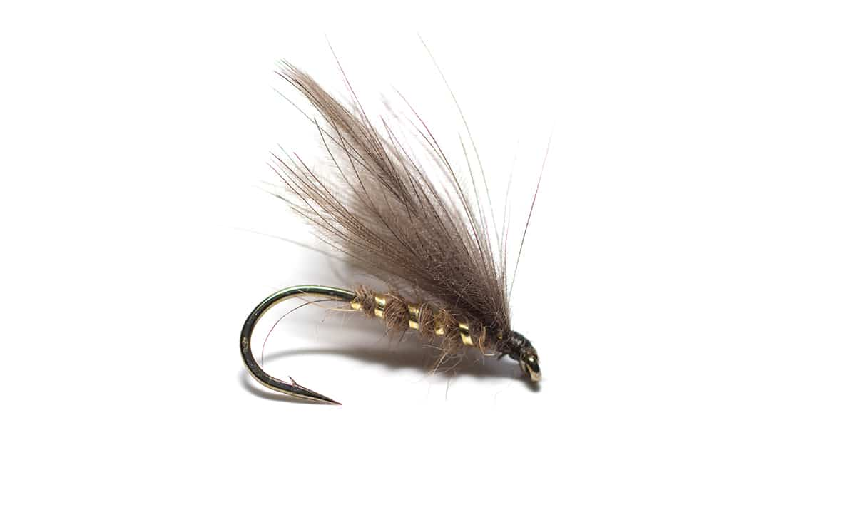 Gold Ribbed Hare's Ear F Fly