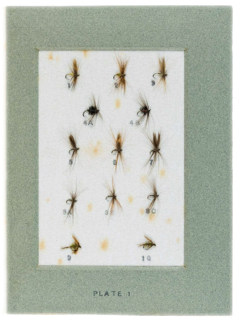 William Baigent Fly Patterns