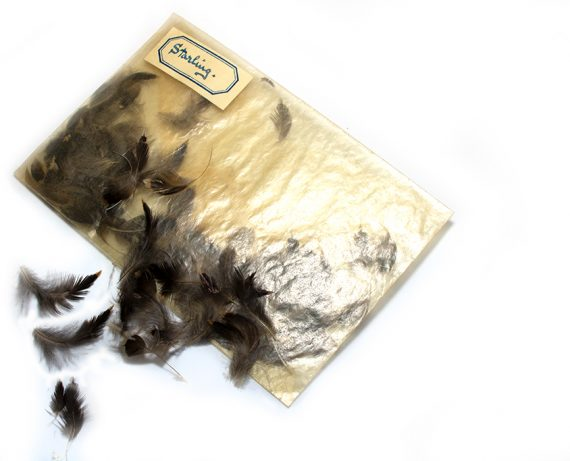 North Country Spiders Flytying Materials Starling Hackles