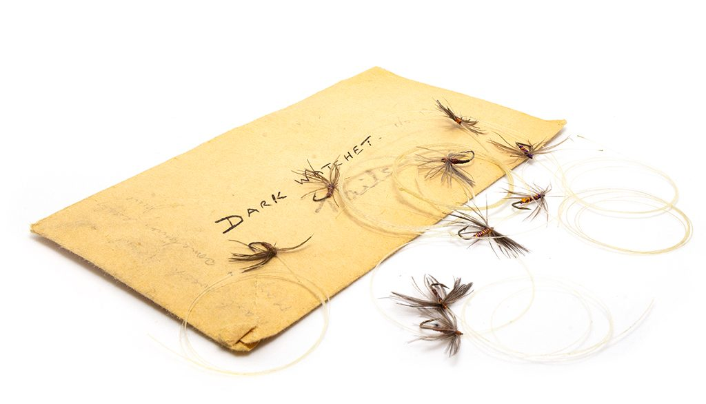 Dark Watchet flies