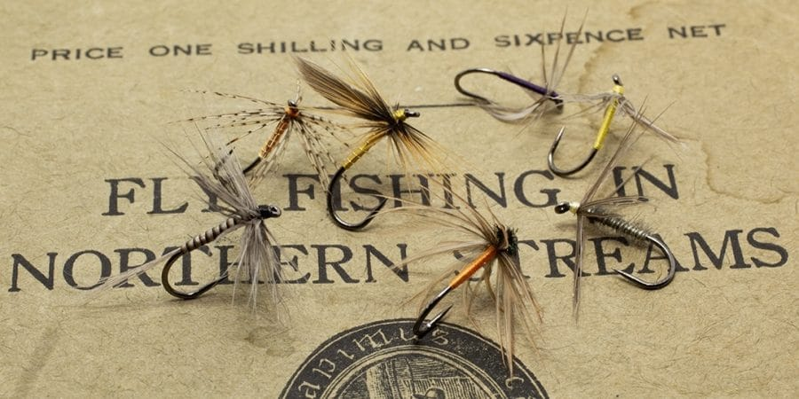 Fly Fishing in Northern Streams