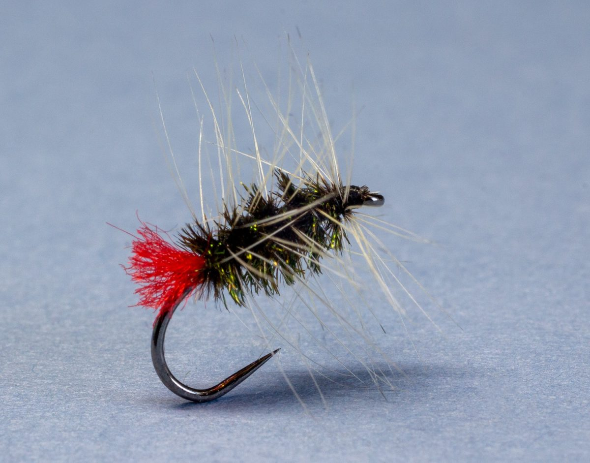 Brunton's Fancy Grayling Fly